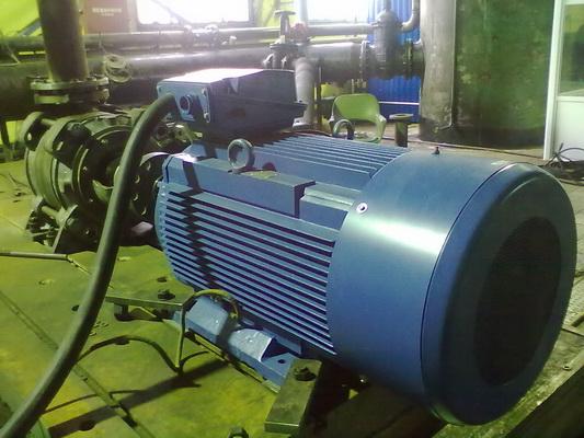 Электродвигатель 500 кВт 3000 об/мин